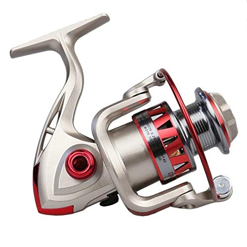 Fixed Reel Seat - Car accessories - Golden Reel Spinning Fishing Reel Fixed Spool Reel Coil Fish Fishing