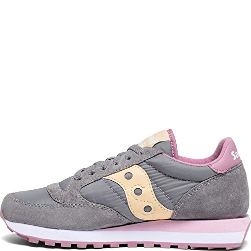 S1044 38 Sneakers 515 5 Saucony Donna rosa Grigio wqZYSd