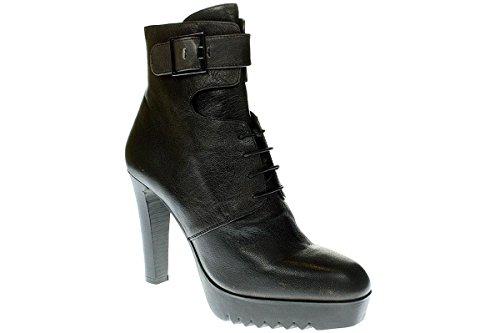 Premi CAPRA Schuhe Bruno capra Damen Stiefel nero I6304X Siefelette Hdz5fq