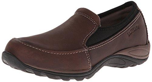 Eastland Women's Sage Slip-On Loafer, Brown, 8.5 M US