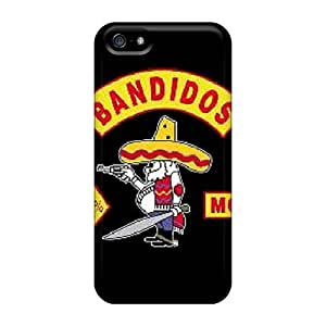 VWjyneR5610JRShy Banditos Fashion Tpu 5/5s Case Cover For Iphone