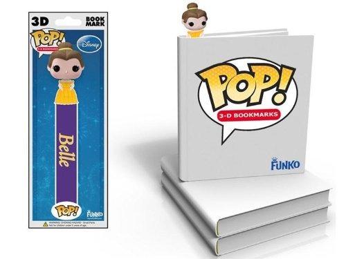 - Funko Disney Belle 3D Bookmark