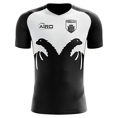 (Airo Sportswear 2018-2019 PAOK Salonika Home Concept Football Soccer T-Shirt Jersey (Kids))