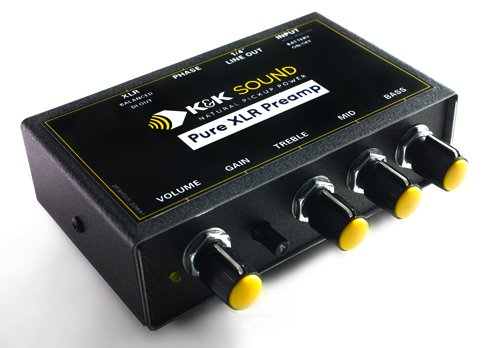K&K Pure XLR Preamp by K&K Sound