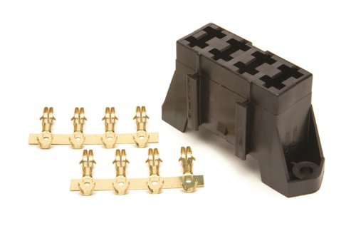 Painless 30002 ATO 4 Circuit Fuse Center