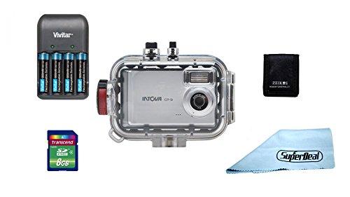Intova Sports 8 Underwater Camera - 4