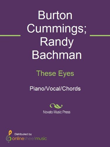 These Eyes Kindle Edition By Burton Cummings Guess Who Randy
