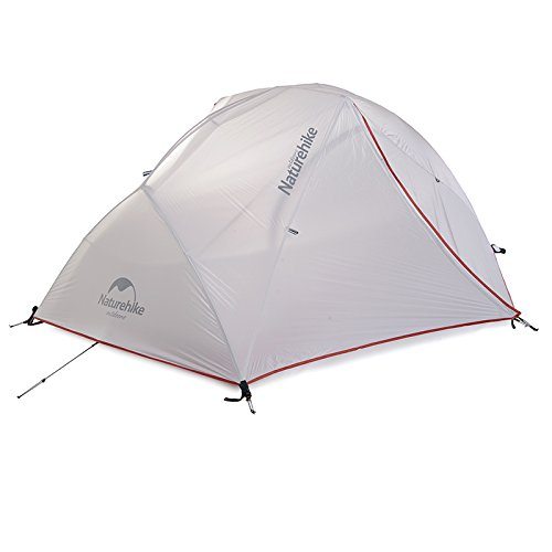 Naturehike 2 Person Camping Tent Outdoor Waterproof Tent Double-layer