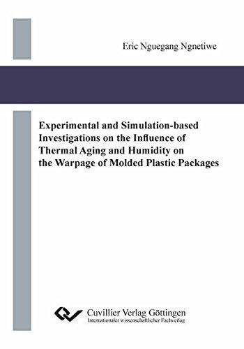 Experimental and Simulation-based Investigations on the Influence of Thermal Aging and Humidity on the Warpage of Molded Plastic Packages (Aging Simulation)
