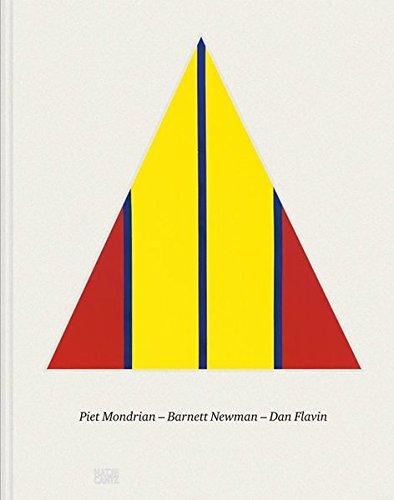 Piet Mondrian - Barnett Newman - Dan Flavin por Simon Baier,Gregor Stemmrich