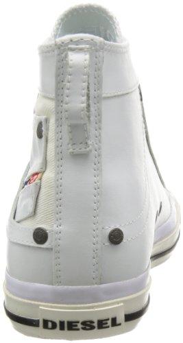 Diesel - MAGNETE EXPOSURE I - sneaker, Sneakers da Uomo Bianco (Weiß (T1003))