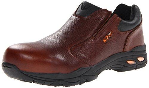 Laceless Steel Toe Shoes