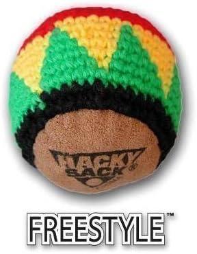 OSG Freestyle Hacky Sack - Pelota para Hacer toques de fútbol con ...