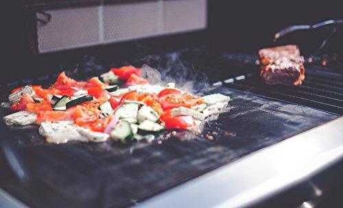 Grillmatte Für Gasgrill : Grillmatz grillmatte backmatte im er set premium grillmatten