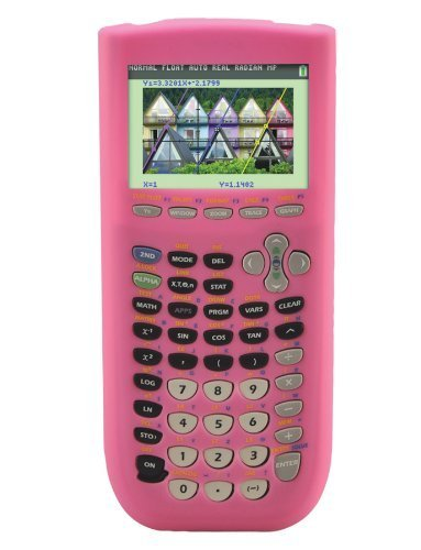 Guerrilla Silicone Case for Texas Instruments TI-84 Plus ...