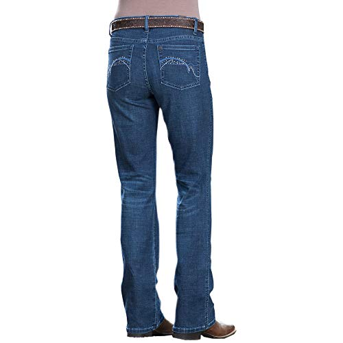 Wrangler Aura Blueridge Jean Denim - Slimming Aura Jeans Instantly