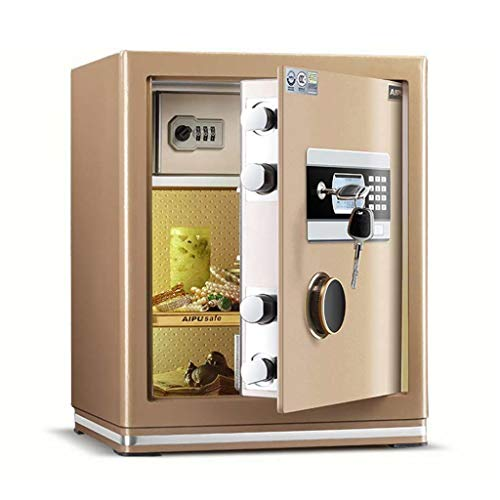 Safes Money Handling Products Electronic Password Home Key Password into The Wall Office Small All-Steel Anti-Theft…