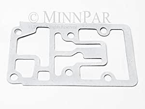 GASKET, PLATE, VALVE, TO, BODY