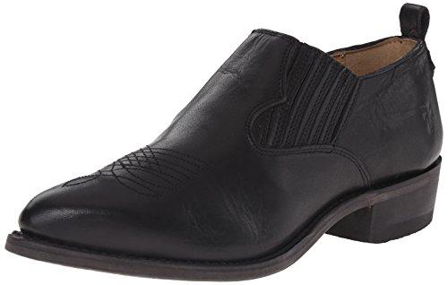 FRYE Women's Billy Shootie-WSHOVN Western Boot,  Black, 7 M US