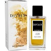DIVAIN-228 / Similar a Aventus Creed/Agua de perfume para hombre, vaporizador 100 ml