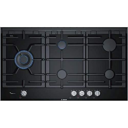 Amazon.com: Bosch 1600037074 Hob 5 Burners Gas, Multi-Colour ...