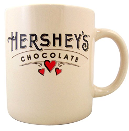 Hersheys Chocolate Lovers Ceramic Coffee