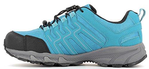K Étanche Outdoor Kastinger Respirant Membrane ® Run De tex Sport Et Multi Homme Lacets Öko Chaussures Pour Étanchéité Femme Basses Trail Peacockblue A0wqA8z