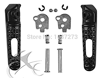 Value Home Tools Front Left Right Footrest Foot Pegs For Honda