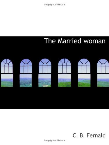 The Married woman PDF