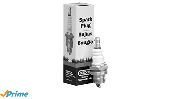 Amazon.com : Oregon 77-304-1 Spark Plug Replaces Bosch HS8E Champion DJ8J NGK WA20M-U : Lawn Mower Spark Plugs : Garden & Outdoor
