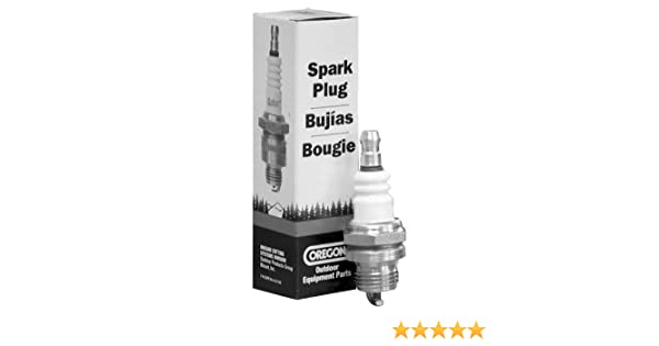 Amazon.com : Oregon 77-310-1 Spark Plug Replaces Bosch W8DC Champion N11YC NGK BP5ES : Lawn Mower Spark Plugs : Garden & Outdoor