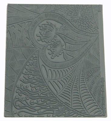 Tango Texture Stamp by Helen Briel