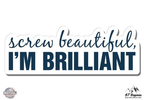 Grey's Anatomy Screw Beautiful I'm Brilliant - 3