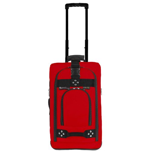 Club Glove Carry On Bag III Travel Luggage (Red)