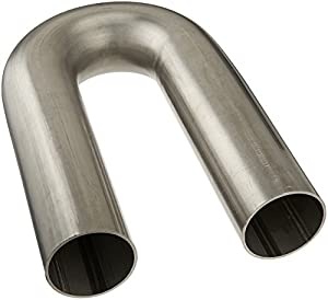 Vibrant 2622 1.75 O.D. Stainless Steel Tight Radius U-Bend by Vibrant Performance