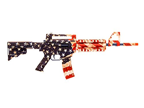Kit Shooters (Paper Shooters Patriot Kit air rifle)