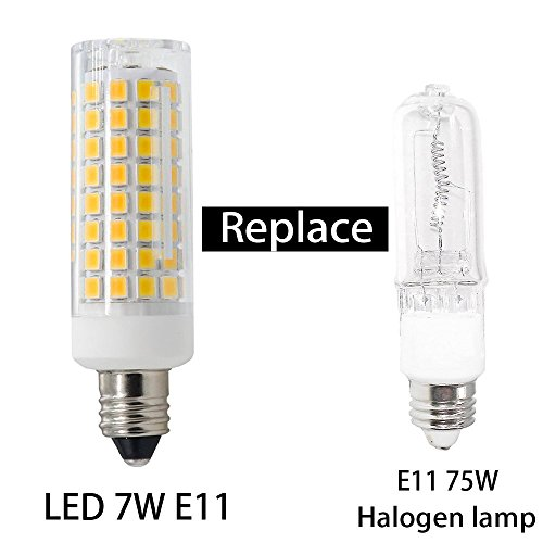 E11 Led All New Dimmable E11 Candelabra Base Bulbs 75w