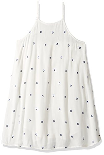 O'Neill Big Girls' Dory Woven Dress, Naked, 10