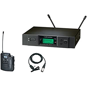 Audio-Technica ATW-3131BD 3000 Series Wireless Lavalier System