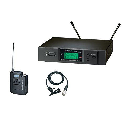 Audio-Technica ATW-3131BI 3000 Series Wireless Lavalier System