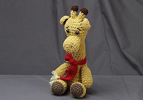 Homemade Crochet Toy - Homemade Crochet