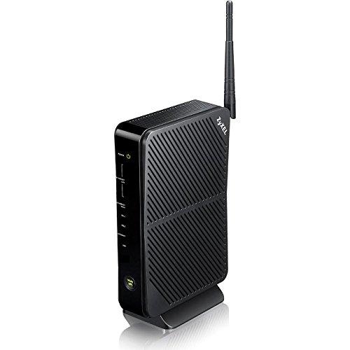 ZyXEL VMG4325-B10A Wireless N VDSL2 4-Port Bonding Combo WAN