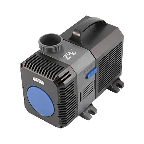 - ZOIC Water Submersible Aquarium Pump, 140W,4226 GPH, 110 Volts, 16 Foot Power Cord, Fish Tanks,Garden Pool Fountain Pumps