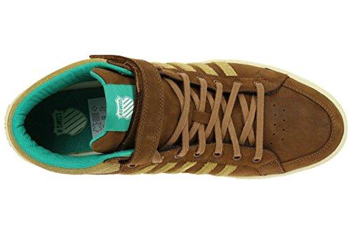 K-Swiss - Zapatillas para hombre marrón - marrón