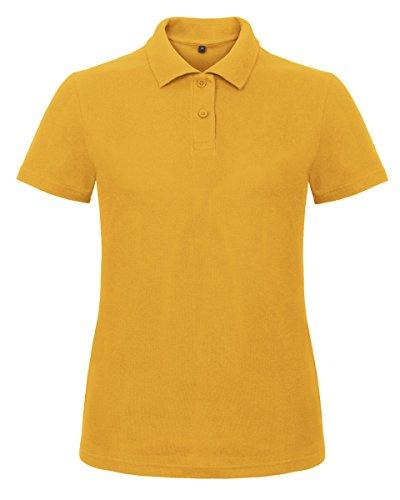 B&C - Camiseta - para mujer Chilli Gold