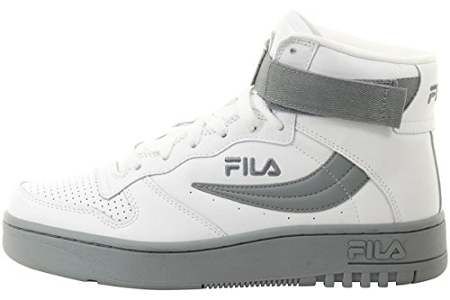 Fila Uomo Fx-100 Bianco / Bianco / Monumento
