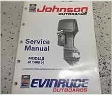 70 hp evinrude manual free download