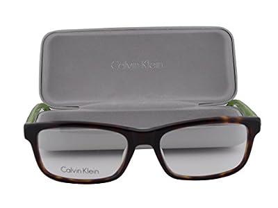 Calvin Klein CK5820 Eyeglasses 52-17-135 Blonde Havana 213
