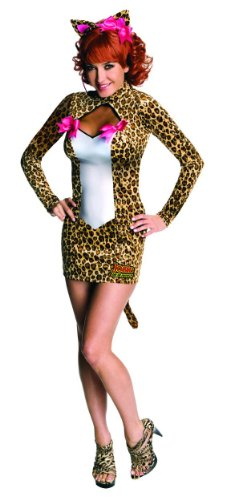 Secret Wishes  Womens Josie Costume, Black/Brown, Small (Archie Comic Character Costumes)