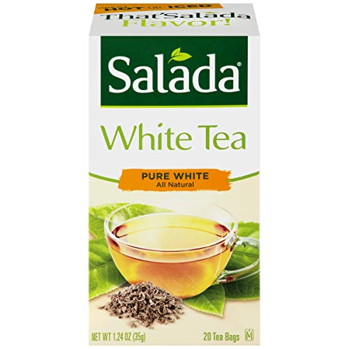 (Salada Decaffeinated Pure Green Tea, 40 Tea Bags (Pack of 6))